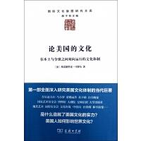 论美国的文化(在本土与全球之间双向运行的文化体制)/国际文化版图研究文库