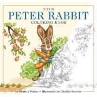 【预订】The Peter Rabbit Coloring Book: A Classic Editions Colo