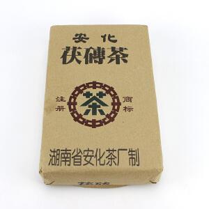 【5砖】1991年中茶牌(金花满满-茯砖茶王)黑茶 1000克/砖