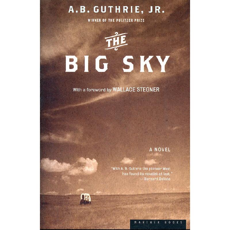 Big Sky(ISBN=9780618154630) 英文原版