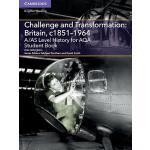 【预订】A/As Level History for Aqa Challenge and Transformation