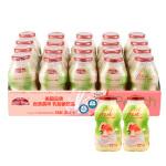 【当当自营】界界乐(Jelley Brown)乳酸菌饮料 水蜜桃味 100ml*20瓶 家庭分享装(团购电话:010-57992568)