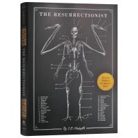 盗尸者 绝迹动物古抄本 英文原版 The Resurrectionist 神话中野兽的艺用解剖生物 骨骼解剖绘图 神话怪