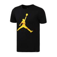 【7.18开抢 满100减20 满279减100】NIKE耐克男装短袖T恤2018新款Air jordan篮球圆领运动