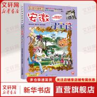 大中华寻宝系列 安徽寻宝记 童书绘本 卡通漫画 7-8-9-10岁小学生课外阅读书籍