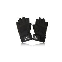 男女士防滑透气半指健身手套 锻炼哑铃举重护腕手套透气护腕运动手套
