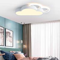 LED儿童房间吸顶灯卡通云朵创意灯具个性卧室男孩女孩简约现代灯
