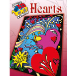 3-D Coloring Book--Hearts