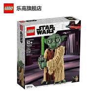 【当当自营】LEGO乐高积木星球大战电影天行者系列75255 10岁+天行者尤达大师
