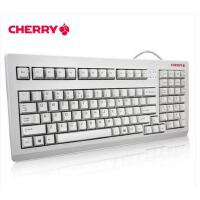 CHERRY德国樱桃G80-1808限量版 稀有灰轴绿轴白轴奶轴游戏机械键盘