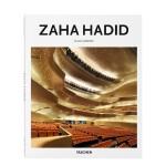 ZAHA HADID 扎哈・哈迪德 英文原版建筑设计艺术图书 作品全集【Basic Architecture