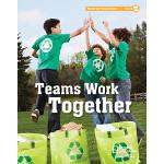 NGL美国国家地理学习Read on Your Own独立阅读系列 Grade 2 Teams Work Togeth