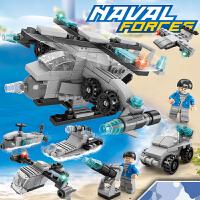 儿童玩具玩具男孩子拼图坦克飞机汽车模型