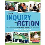 【预订】From Inquiry to Action: Civic Engagement with Project-B