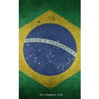 【预订】Rio Olympics 2016: Rio Olympic Flag 2016 Journal, Noteb