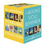 英文原版 50th Anniversary Yearling Collection 纽伯瑞经典文学8本套装 进口青少年