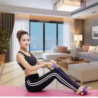 脚蹬仰卧起坐拉力器女瘦肚子床上健身器材家用瘦腰减肚子瑜伽瘦身