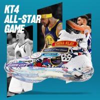 安踏篮球鞋男kt4全明星魔术贴篮球鞋2019新款汤普森4代篮球鞋战靴