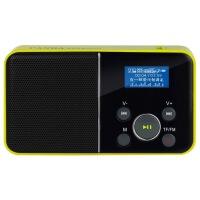 熊猫/PANDA DS-116 数码音响播放器 插卡音箱 一键录音立体声收音机 黄色
