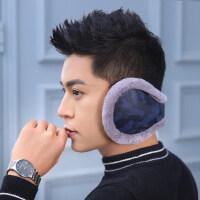 韩版耳套加厚保暖仿皮毛一体男女耳罩耳捂后戴式耳暖耳潮