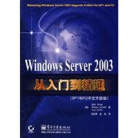 windows Server2003从入门到精通(SP1和R2中文升级版