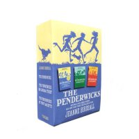 The Penderwicks (3-Book Boxedset)潘德维克(三册套装)ISBN978038575587