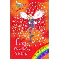 Rainbow Magic: The Fun Day Fairies 40: Freya The Friday Fairy 彩虹仙子#40:快乐仙子9781846161926