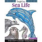 【预订】Tangleeasy Sea Life: Design Templates for Zentangle(r),