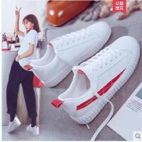 小白鞋女百搭女鞋韩版学生帆布鞋板鞋子休闲舒适白鞋