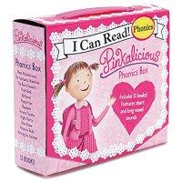 Pinkalicious 粉红控 英文原版 自然拼读法 Phonics Box Set 12册全套装