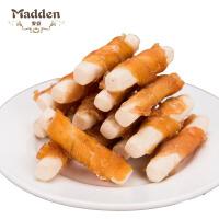 Madden麦豆 鸡肉绕钙棒800g 鸡肉条 宠物狗狗零食 磨牙棒 洁齿骨头 狗零食150202710