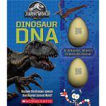 Jurassic World: Dinosaur DNA:A Nonfiction Companion to the