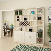酒柜现代简约整装客厅小客厅玄关隔断柜家用靠墙落地储物柜