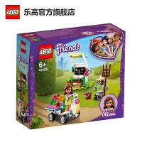 【����自�I】LEGO�犯叻e木 好朋友Friends系列 41425 �W莉薇��的花�@ 玩具�Y物