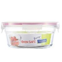 GLASSLOCK三光云彩玻璃烤箱保鲜盒OCCT-148耐高温1480ML SGYC60