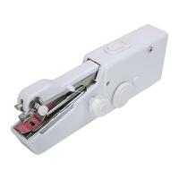 家庭缝纽机 缝纫机家用小型手持电动便携式小迷你缝补DIY手工布艺包边缝衣机