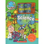 英文原版儿童科普绘本 Weird Science 摩登保姆 Wonderful World of Simon Abbo