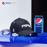 【百事联名】361度运动帽正品2020年春季新款鸭舌帽子男士棒球帽