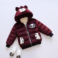 男童外套冬装婴儿童装宝宝1一2-3-4岁