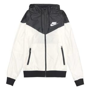 Nike耐克2018年新款男子运动服防风外套连帽夹克AJ7936-100