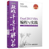 Excel 2013 VBA编程与实践 疑难千寻千解丛书 办公软件 OFFICE Excel 计算机电脑办公教材书 o