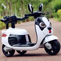 儿童电动摩托车三轮车1-3-6岁男女孩宝宝充电2大号4玩具车5可坐人