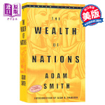 【中商原版】亚当.斯密:国富论 英文原版 The Wealth of Nations 西方经济学理论 经济学说 宏观经