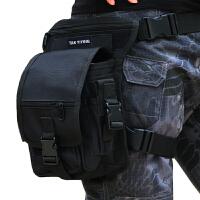 户外 多功能腰包男 登山旅行旅游骑行运动包 战术腿包