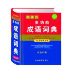 唐文 多功能成语词典(双色印刷)
