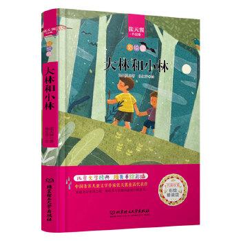 大林和小林 中小学生必读丛书-教育部新课标推荐读物 张天翼作品集彩绘版·精装本