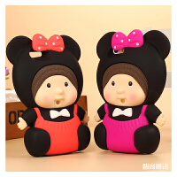 【包邮】智尚 iPhone6 6s手机壳卡通米奇娃娃苹果6Plus手机壳可爱5s硅