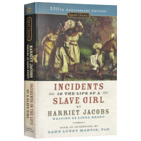 Incidents in the Life of a Slave Girl 女奴生平 英文原版 哈丽特雅各布斯Harri