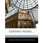 【预订】Goethe's Werke ... Achter Band