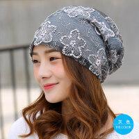 帽子女韩版潮时尚休闲百搭学生包头帽短发月子帽